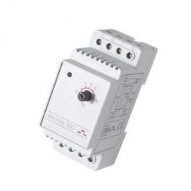 Терморегулятор электронный на шину DIN DEVI DEVIreg 330 0,25 Вт (140F1073)