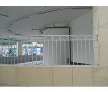 Металлические перила для балконов