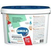 Шпаклівка SMILE SP-15 фінішна 1,5 кг