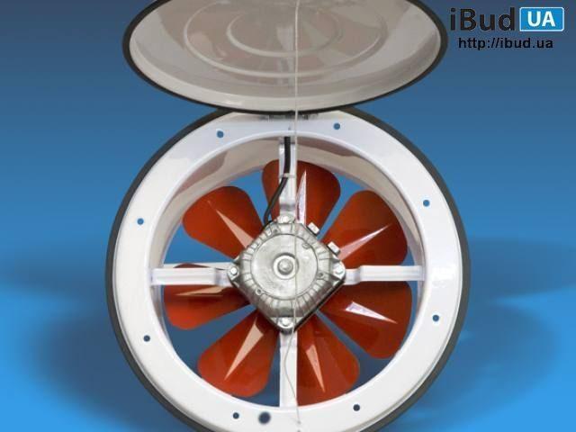 Вентиляторы Бахчиван (Турция)