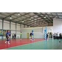Строительство сооружений спортивного назначения