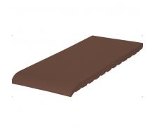Подоконник клинкерный King Klinker 220*120*15 мм коричневый