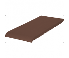 Подоконник клинкерный King Klinker 245*120*15 мм коричневый