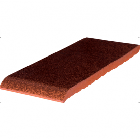 Підвіконня клінкерне King Klinker 245*120*15 мм коричневе глазуроване