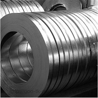 Лента упаковочная стальная 0,7х19 мм