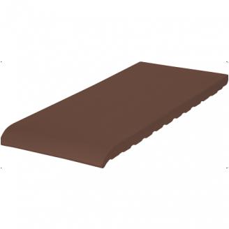 Подоконник клинкерный King Klinker 245x120x15 мм коричневый
