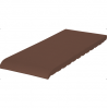 Подоконник клинкерный King Klinker 245х120х15 мм коричневый
