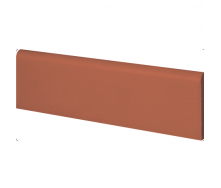 Плитка для цоколя King Klinker 73*245*10 мм красная