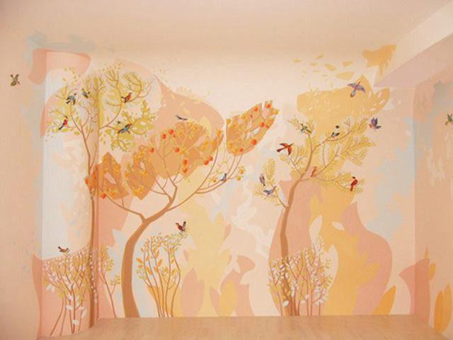 Декоративне оздоблення стін