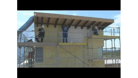 Фасадные системы теплоизоляции и шумоизоляции Steico-protect, Steico-special
