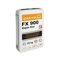 Суперэластичный клеевой раствор Quick-mix FX 900 Super Flex 25 кг