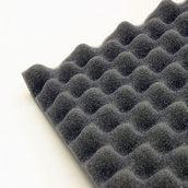Звукопоглощающая плита Mappysil 350 Wave  2000х1000х30 мм