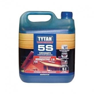 Биозащита строительной древесины TYTAN PROFESSIONAL 5S 1 кг