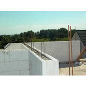 Створення монолітної стіни з армованого бетону