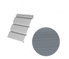 Сайдинг виниловый Royal Europa Royal Soffit graphite 3660340 мм