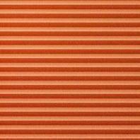 Плиссированная штора Roto ZFA 65х140 см оранжевая B-124