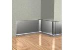 Плінтус Ecowood мідь полірована браш 2000 мм алюмінієвий (BMA6011RBS)