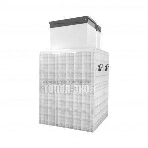 Автономная канализация ТОПОЛ-ЭКО ТОПАС 20 Long Пр 2,16x1,7x3,0 м