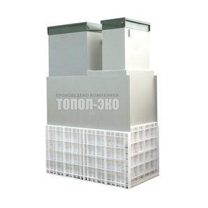 Автономная канализация ТОПОЛ-ЭКО ТОПАС 15 Long 2,1x1,2x3,1 м