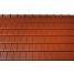 Керамическая черепица Tondach Фигаро Делюкс Австрия 424х241 мм медно-коричневая