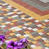 Плитка тротуарная Старый город 40 мм