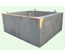 Звено прямоугольное ЗП 17-100 1000 мм