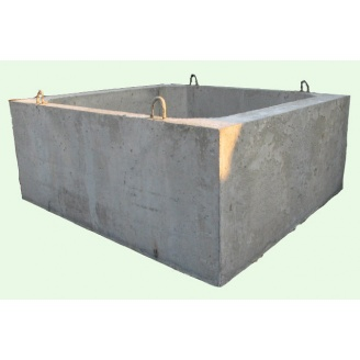 Звено прямоугольное ЗП 11-100 1000 мм