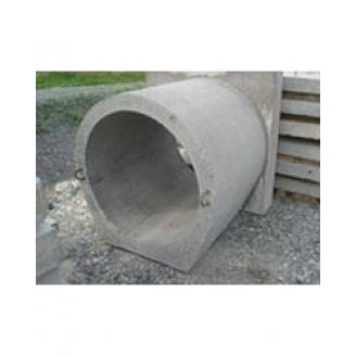 Звено круглой трубы с плоским опиранием ЗКП 12-100 1000 мм