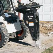 Демонтаж асфальто-бетонних покриттів