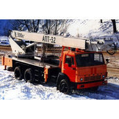 Услуги автовышки АПТ-32