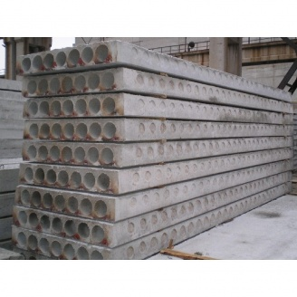 Плита пустотная 1ПК-24-15-8т 2380х1490х220 мм