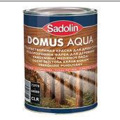 Краска для стен Sadolin Domus Aqua 2,5 л