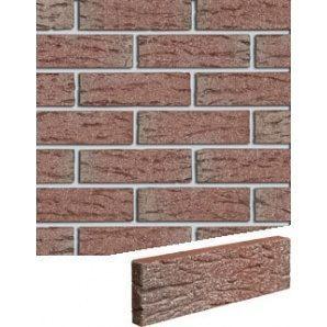 Облицовочная плитка Roben Victoria 240х71х15 мм коричневая