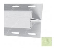 H-профиль Holzplast 3 м светло-зеленый