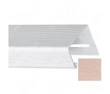 J-профиль Holzplast 3,66 м орех
