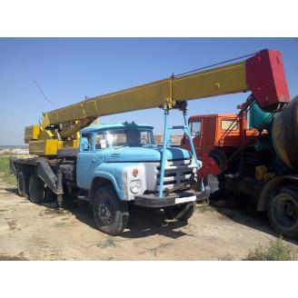Аренда автокрана КС-3575 10 т