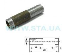 Сгон стальной С.Т.А. 40 мм