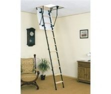 Чердачная лестница Oman Mini 100x70 см
