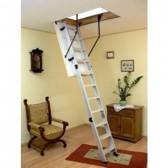 Чердачная лестница Oman Alu Profi 130x60 см
