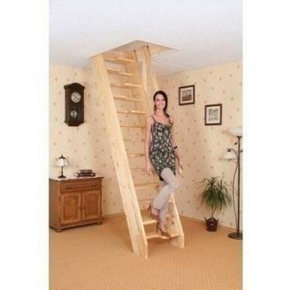 Чердачная лестница Oman Мельника КА