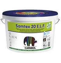 Краска интерьерная латексная Caparol Samtex 20 E.L.F. 1,25 л белая