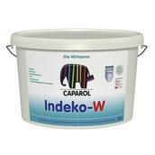 Краска матовая Caparol Indeko-W 12,5 л белая