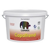 Краска интерьерная Caparol CapaTrend 2,5 л белая