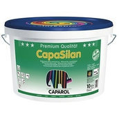 Краска интерьерная Caparol CapaSilan 5 л белая