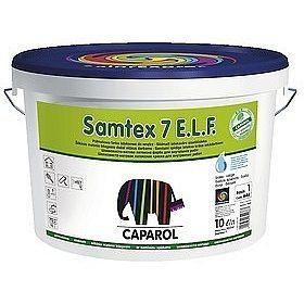 Краска интерьерная латексная Caparol Samtex 7 E.L.F. 10 л белая