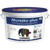 Краска фасадная дисперсионная Caparol Muresko-plus 10 л прозрачная
