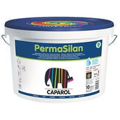 Краска фасадная Caparol PermaSilan 12,5 л белая
