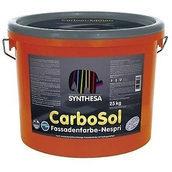 Краска фасадная силиконовая Caparol CarboSol Fassadenfarbe Compact 25 кг белая