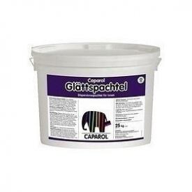 Шпатлевка дисперсионная выравнивающая Caparol Glattspachtel 25 кг светло-серая