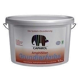 Краска грунтовочная Caparol AmphiSilan Grundierfarbe 12,5 белая
